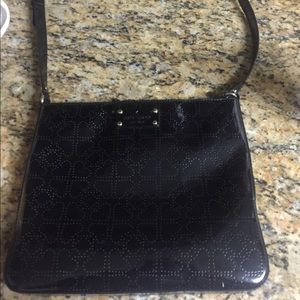 Kate Spade crossbody bag with heart detail